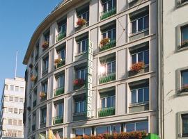 Hotel Suisse, Geneva