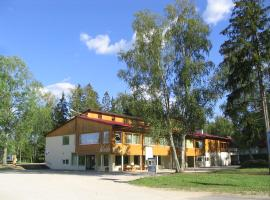 Waide Motel, Elva (Vehendi yakınında)