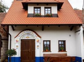 Sklipek U Tomáša, Hovorany (Šardice yakınında)