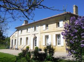 Chambres d'Hôtes Manegat, Saint-Magne-de-Castillon