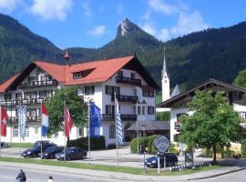 Hotel zur Post, Kreuth