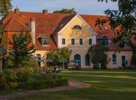 Das Gutshaus Solzow, Vipperow (Kambs yakınında)