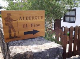 Albergue El Pino, Cóbreces (Novales yakınında)