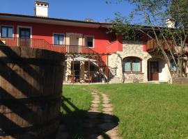 La Valeriana Farm Apartments, San Daniele del Friuli (Ragogna yakınında)