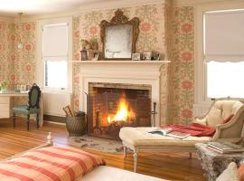 Rock Hall Luxe Lodging, Colebrook