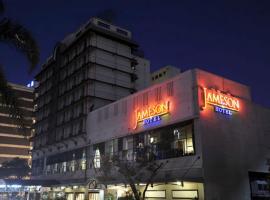 Cresta Jameson Hotel, Harare