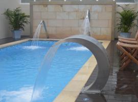 Hotel Balneario De Alceda, Alceda (рядом с городом Sel de la Carrera)