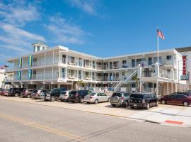 Harbor Light Family Resort, North Wildwood (in de buurt van Stone Harbor)