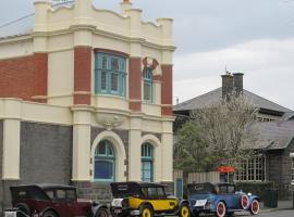 Edwardia Short-Stay, Camperdown (Cobden yakınında)