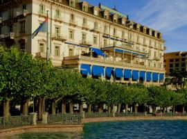 Hotel Splendide Royal, Lugano