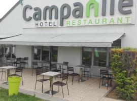 Campanile Clermont-Ferrand Sud Issoire, Иссуар