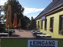 Restaurant & Pension Zum Flieger, Kossow (U blizini grada 'Teschow')