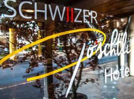 Schwiizer Pöschtli, Rifferswil (Knonau yakınında)