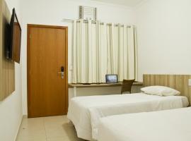 Eden Park Hotel, Sorocaba (Cajuru do Sul yakınında)