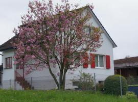 Fewo Arbonerstrasse Romanshorn, Romanshorn (Egnach yakınında)