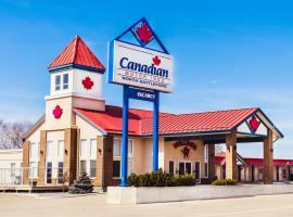 Canadian Motel North Battleford, North Battleford
