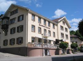 Parkhotel Sonne, Schönau im Schwarzwald (Aitern yakınında)