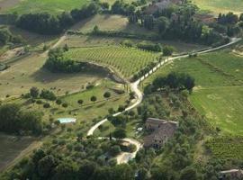 Agriturismo La Grotta Di Montecchino, Siena (Berdekatan Costalpino)