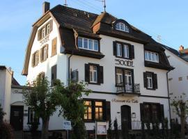 Boutique Hotel Societe & Restaurant