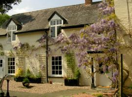 Plas Efenechtyd Cottage B&B, Ruthin