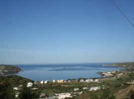 Fantastic View Apartment, Агия-Марина (рядом с городом Алинда)
