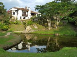 Finca El Refugio Hotel Spa, Sasaima (San Miguel yakınında)