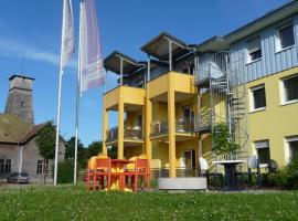 Apartmenthaus SportCHALET, Bad Dürrheim (Sunthausen yakınında)