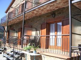 Apartaments Turistics Cal Ferrer, Montseny