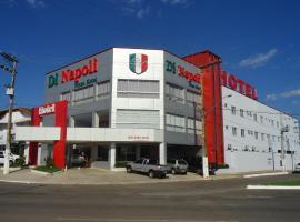 Di Napoli Plaza Hotel, Gurupi