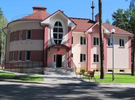 Sanatoriy Nadzeya, Zhabinka (Zaluzzie yakınında)