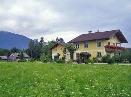 Aberseehaus Nussbaumer, Strobl (Abersee  yakınında)