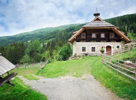 Sandrisser-Hütte, Innerkrems
