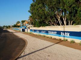 Coral Coast Tourist Park, Carnarvon