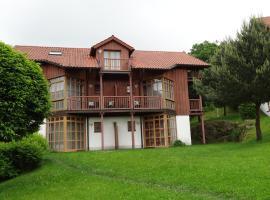 Ferienappartment im Feriendorf Glasgarten in Rötz, Bay. Wald, Rötz