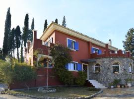 Velanidies in Corfu
