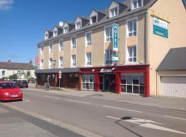 Brit Hotel Cherbourg, Cherbourg en Cotentin