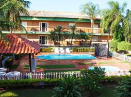 Fênix Plaza Hotel, Aquidauana (Aquidauana yakınında)