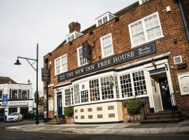 The New Inn, Sandwich
