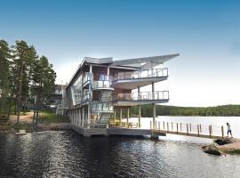Rømskog Spa & Resort, Vortungen