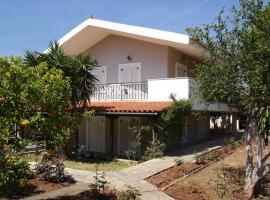 Myrto's home, Палеа-Фокеа (рядом с городом Анависсос)