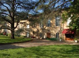 Hostellerie de l'Evêché, Alet-les-Bains (рядом с городом Véraza)
