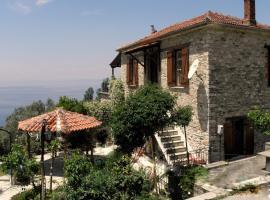 Tsorni Hill Cottage, Lefokastro (рядом с городом Каламос)