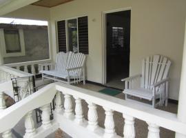 Porty Hostel, Port Antonio (Sommers Town yakınında)