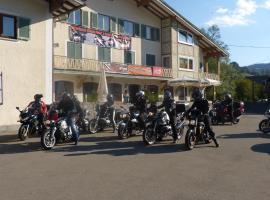 Helds Engel Hotelpension & Cafe, Weitnau (Hellengerst yakınında)