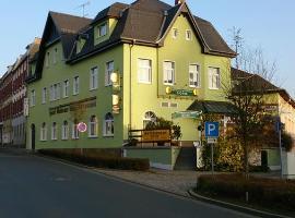 Goldener Löwe Triebes, Triebes (Pöllwitz yakınında)