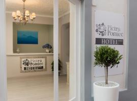 Pietra Pomice Hotel, Città di Lipari