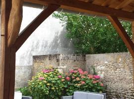 Le sarment de vigne, Сивре-де-Турен