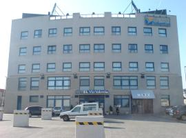 Hotel Vía Valentia, Catarroja (рядом с городом Силья)
