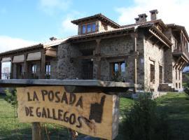 La Posada de Gallegos, Gallegos