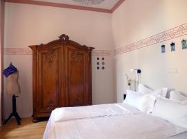 Villa zur Erholung Bed & Breakfast